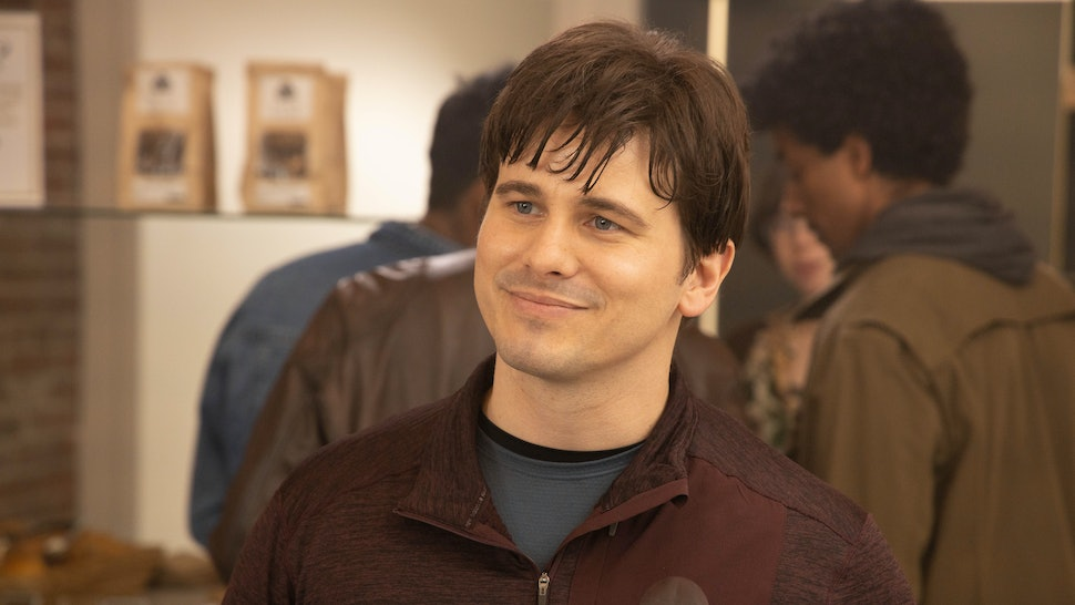 Jason Ritter plays Eric on A Million Little Things.