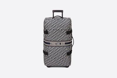 TravelDior Dior Oblique Trolley Case