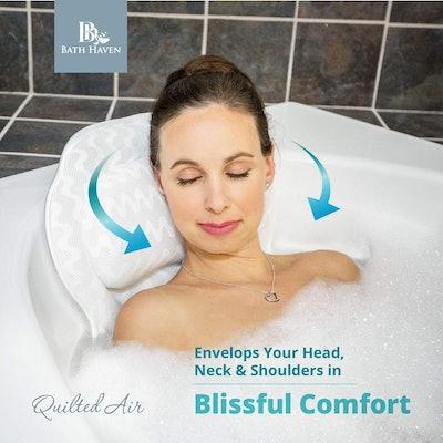 Bath Haven Pillow