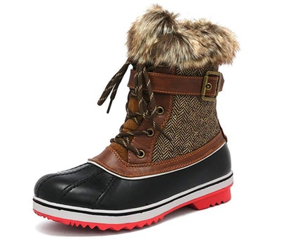 DREAM PAIRS Winter Snow Boots