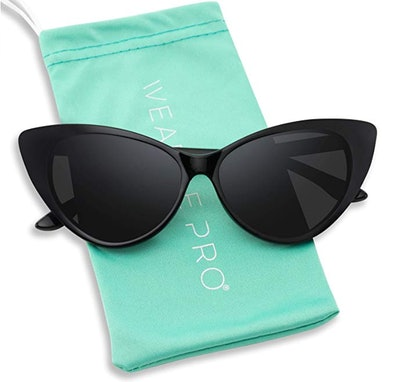 WearMe Pro High Pointed Cat Eye Sunglasses