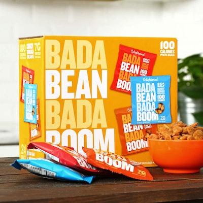 Enlightened Bada Bean Bada Boom Snacks (24-Pack)