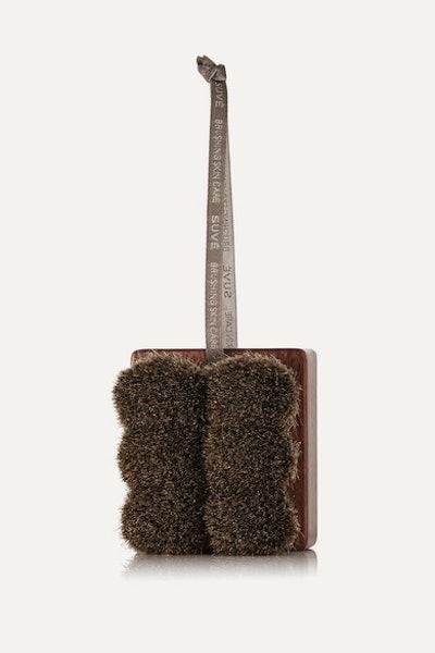 Suvé Body Brush Short - Semi-Hard