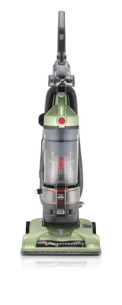 Hoover T-Series WindTunnel Rewind Bagless Upright Vacuum