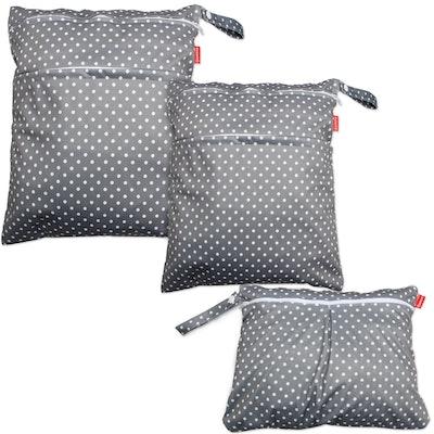 Damero 3-Piece Wet Bag Set