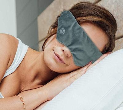 OxygenPlu Weighted Sleep Mask