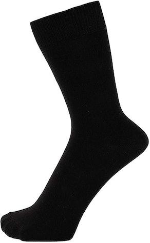ZAKIRA Finest Combed Cotton Dress Socks