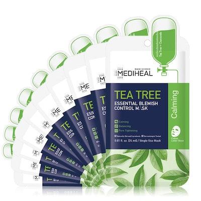 MEDIHEAL Tea Tree Sheet Masks (10-Pack)