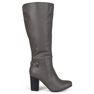 Brinley Co Women's Jimmi Engineer Boots