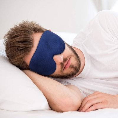 MZOO Contoured Eye Mask