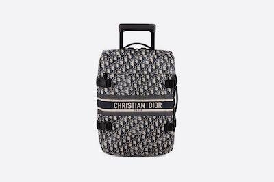 Mini TravelDior Dior Oblique Trolley Case