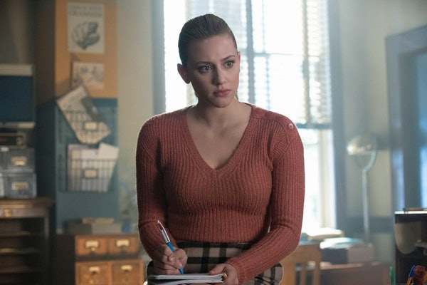 Betty on 'Riverdale'