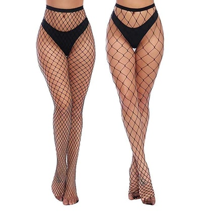 Charmnight Womens High Waist Tights (2-Pack)