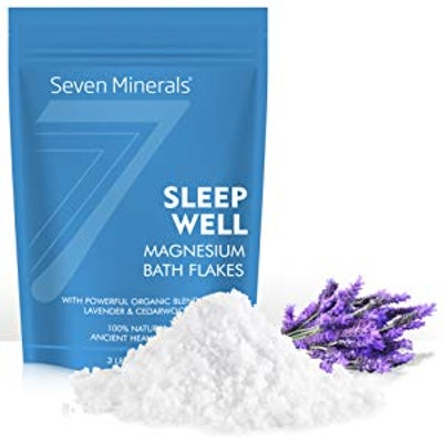 Seven Minerals Sleep Well Bath Flakes