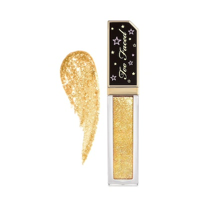 Twinkle Twinkle Liquid Glitter Eye Shadow in Lemon Zest