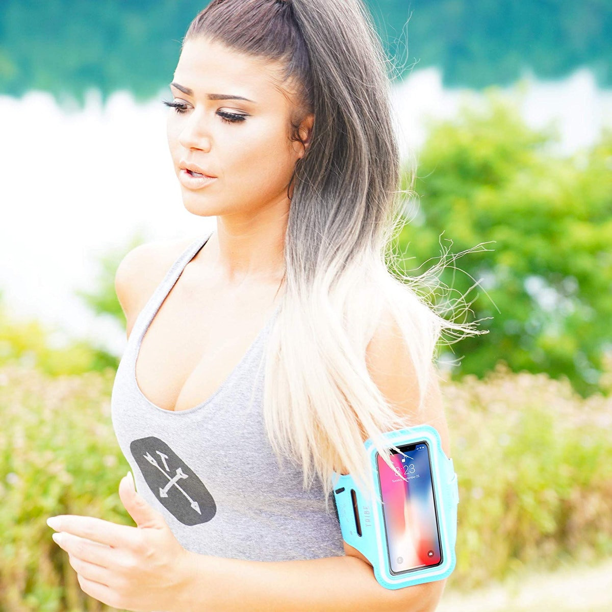 TRIBE Cell Phone Arm Band Case