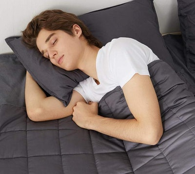ZonLi 15-Pound Weighted Blanket