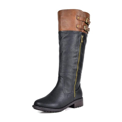 Dream Pairs Women's Knee-High Riding Boots