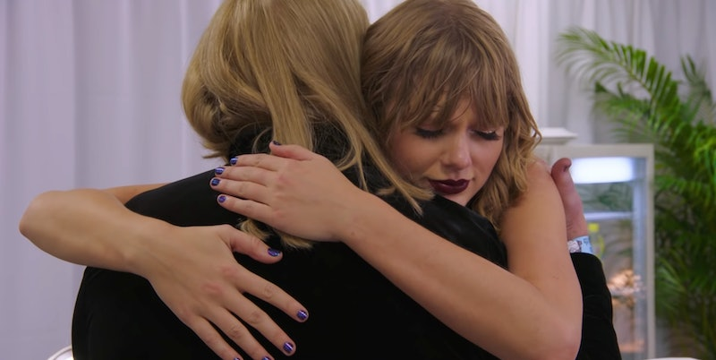 Taylor Swift in the Netflix documentary Miss Americana.