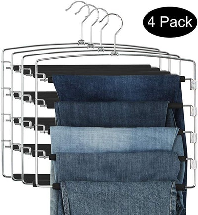 DOIOWN Pants Hangers (2-Pack)