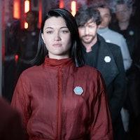 'Star Trek: Picard' star Isa Briones unpacks that huge twist in Episode 2