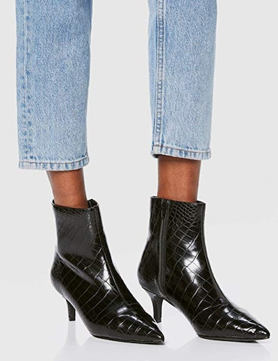 find. Women's Kitten Heel Ankle Boots