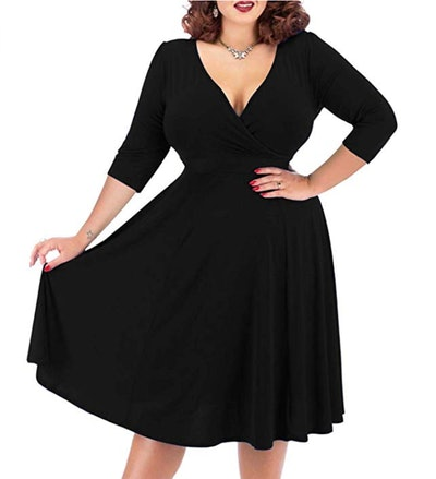Nemidor Casual Midi Dress