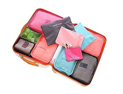 Mossio Packing Cubes (Set of 7)