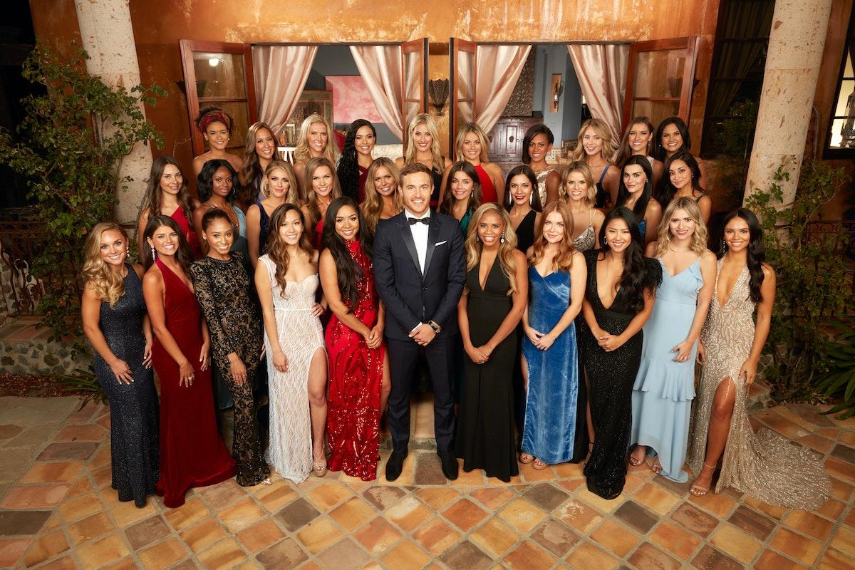 'The Bachelor' cast