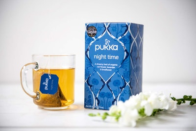 Pukka Herbs Night Time Tea (3-Pack)