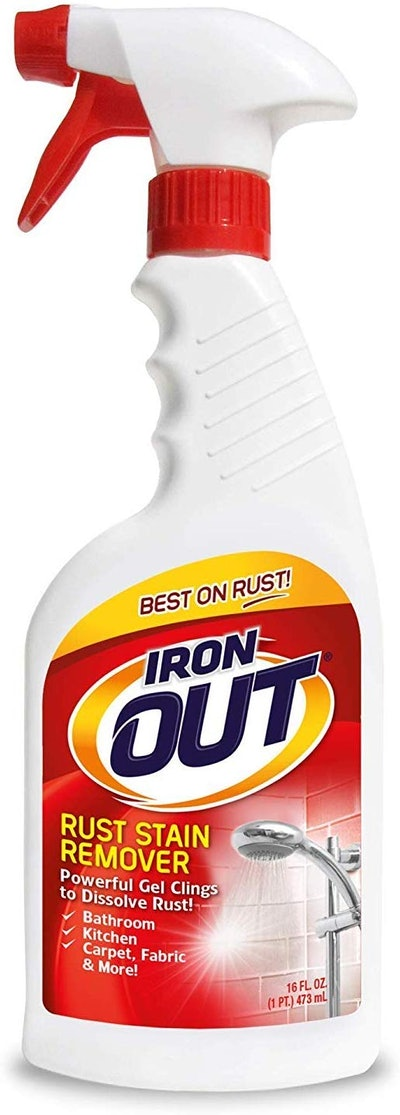 Iron OUT Rust Stain Remover Spray Gel (16 Ounces)
