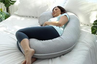 PharMeDoc C-Shape Body Pillow