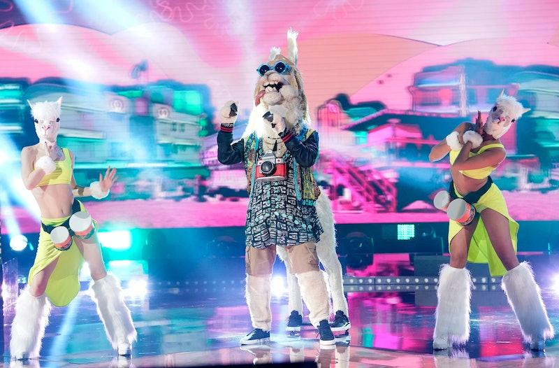 'The Masked Singer' Season 3 Llama