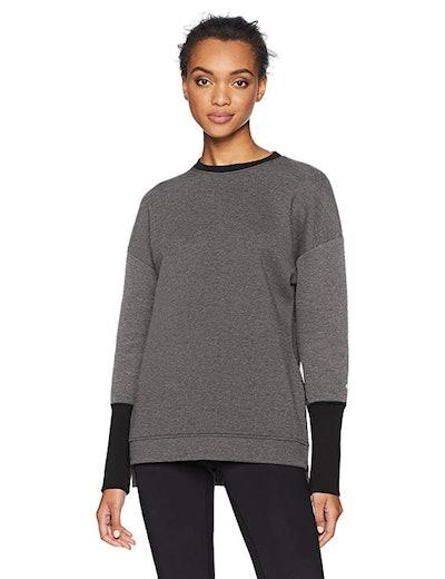 Core 10 Women's Plus Size Motion Tech Fleece Relaxed Fit