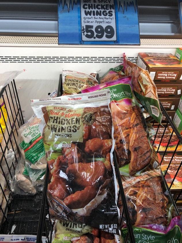 Chicken Wings from Trader Joe's