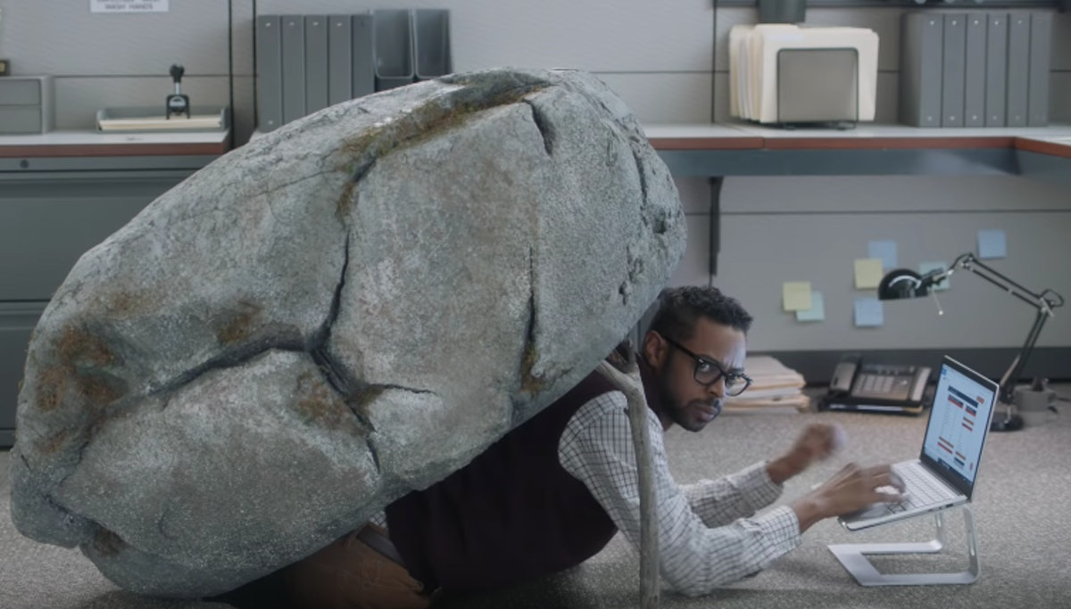 The Reese's 2020 Super Bowl commercial is basically filled with dad jokes.