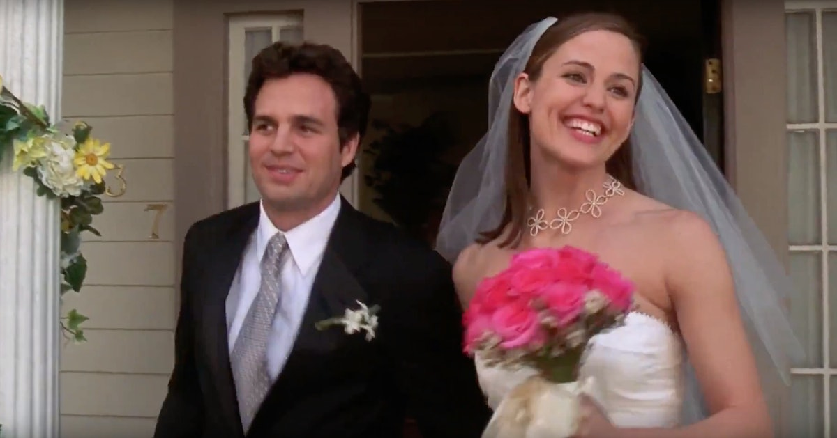 13 Going On 30 Wedding