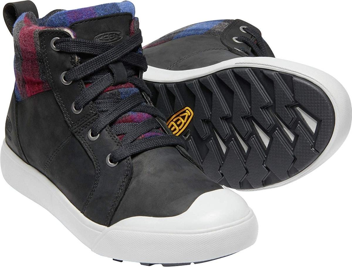 KEEN Women's Elena Mid Waterproof Insulated Sneaker Boots