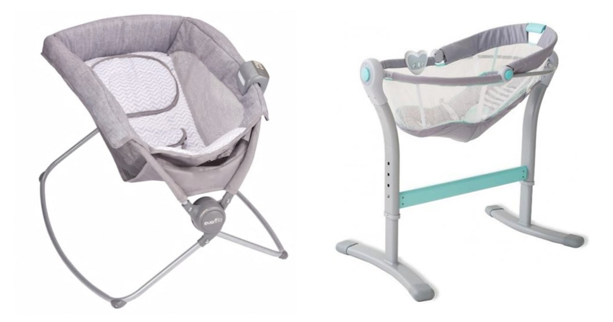 """4 Popular Inclined Infant Sleepers Recalled To """"Prevent Risk Of Suffocation"""""""