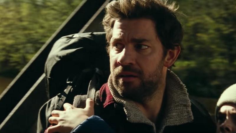 The New 'Quiet Place II' Teaser Brings Back John Krasinski's Character