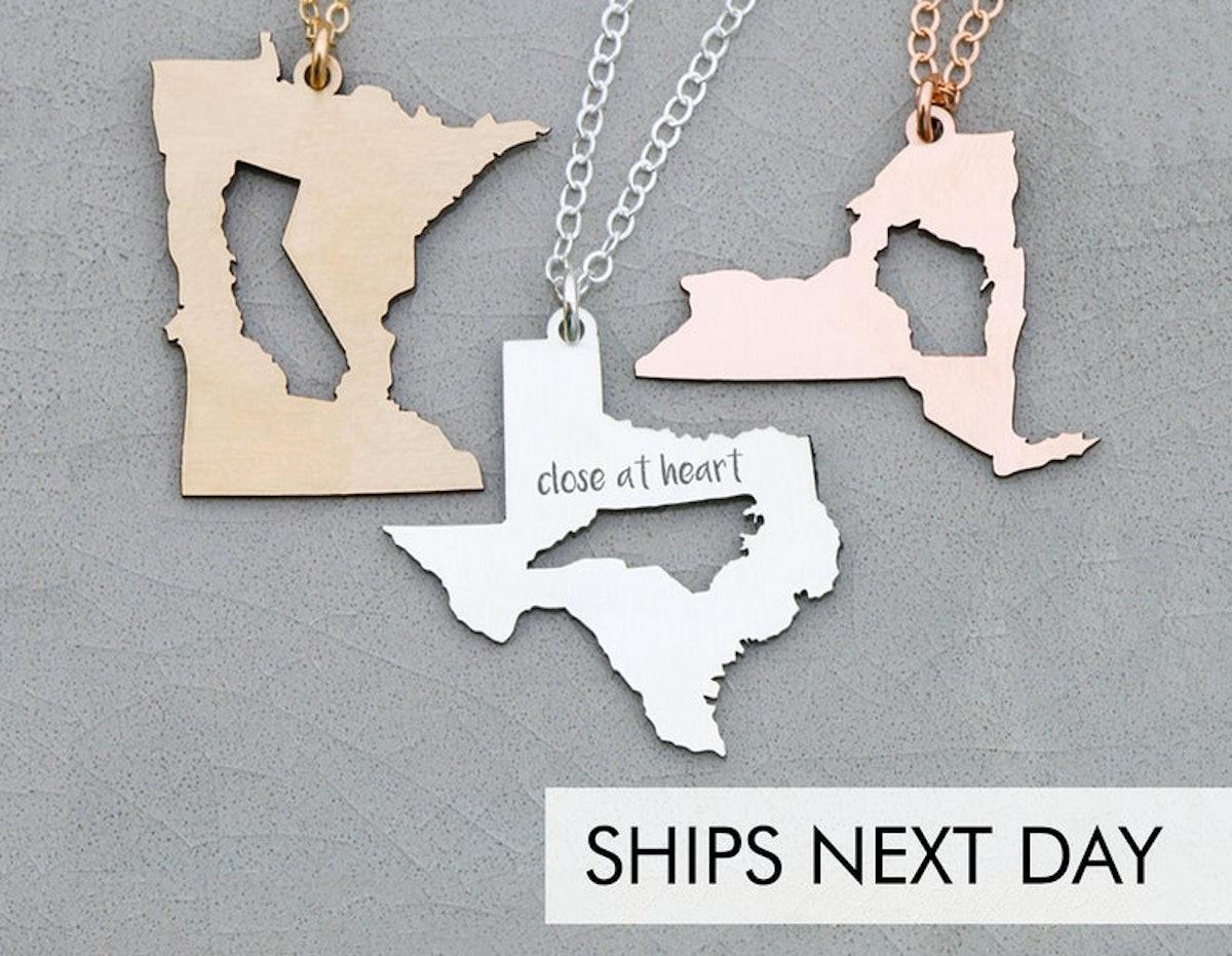 IvyByDesign Friendship Jewelry State Gift