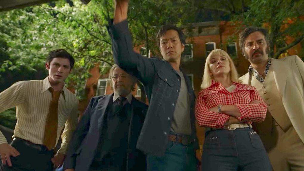 Prime Video's 'Hunters' Super Bowl ad