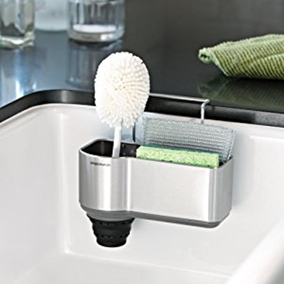 simplehuman Sink Caddy with Suction Cup