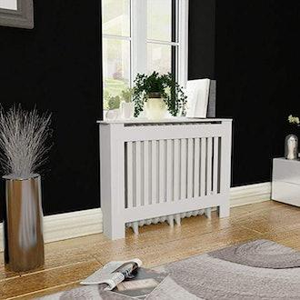 vidaXL Radiator Cover Heating Cabinet