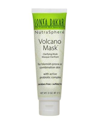 Volcano Mask