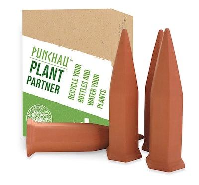 Terracotta Plant Waterer by Punchau