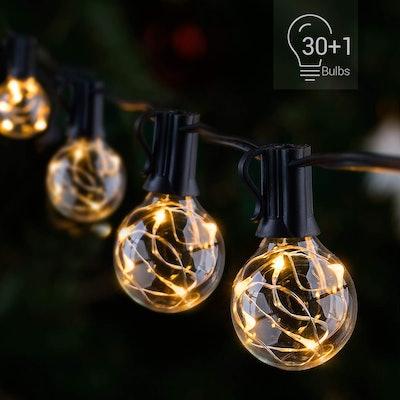 Novtech LED Outdoor String Lights