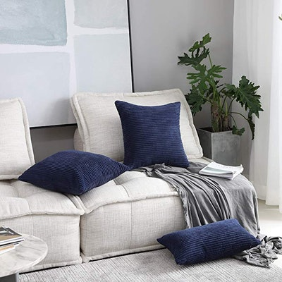Home Brilliant Decor Supersoft Throw Pillow Covers