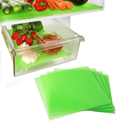 Dualplex Fruit & Veggie Life Extender Liner (4-Pack)