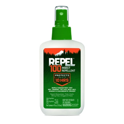 REPEL 100 Insect Repellent Spray (4 Oz)